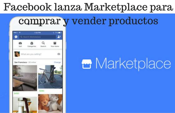 Facebook, redes sociales, Productos, venta, segunda mano, wallapop, ebay,