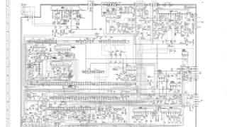 Skema TV SHARP 25AX5, 29AX5(A-100)