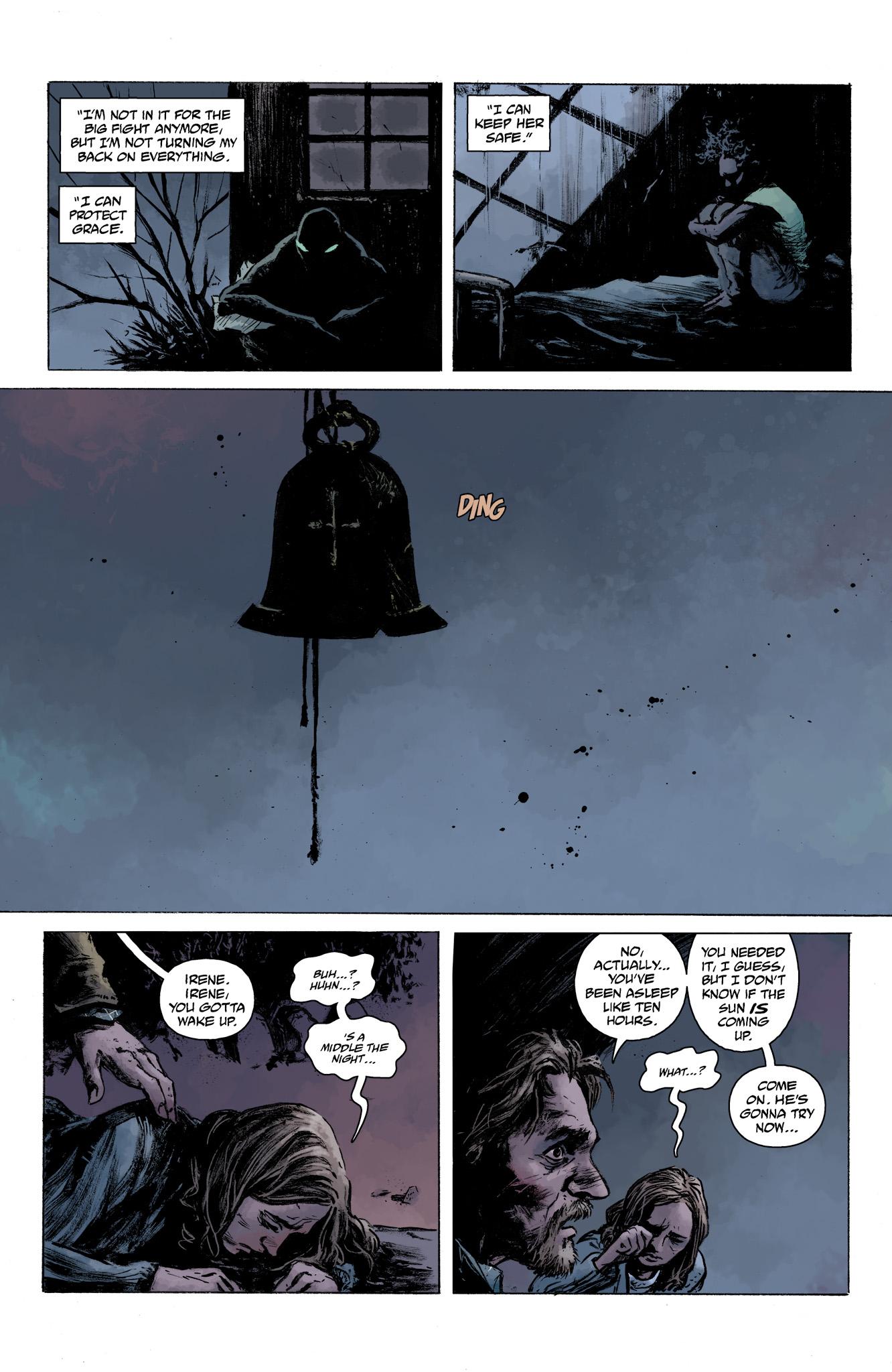 Read online Abe Sapien comic -  Issue #13 - 20