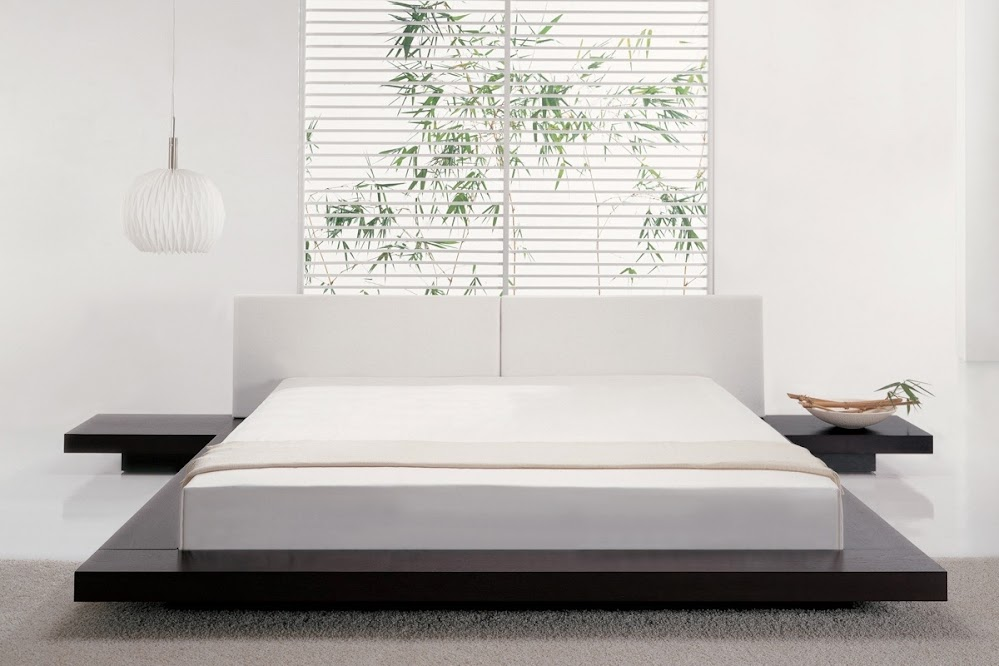 simple-white-bed