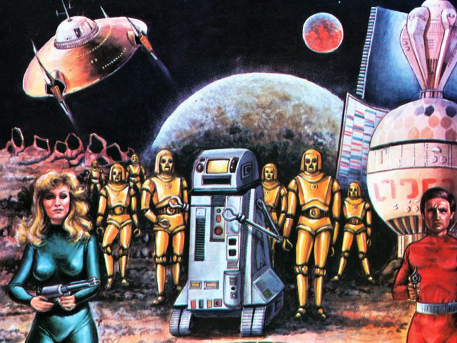 90 Miles From Tyranny Vintage Sci Fi
