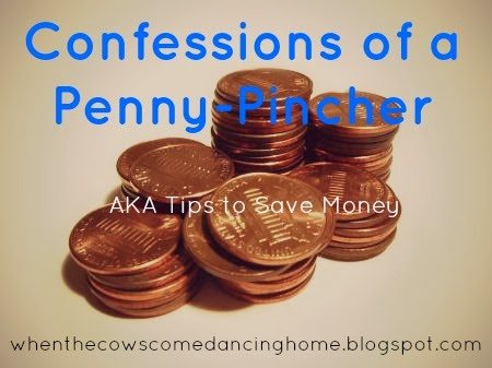 The penny pincher blog