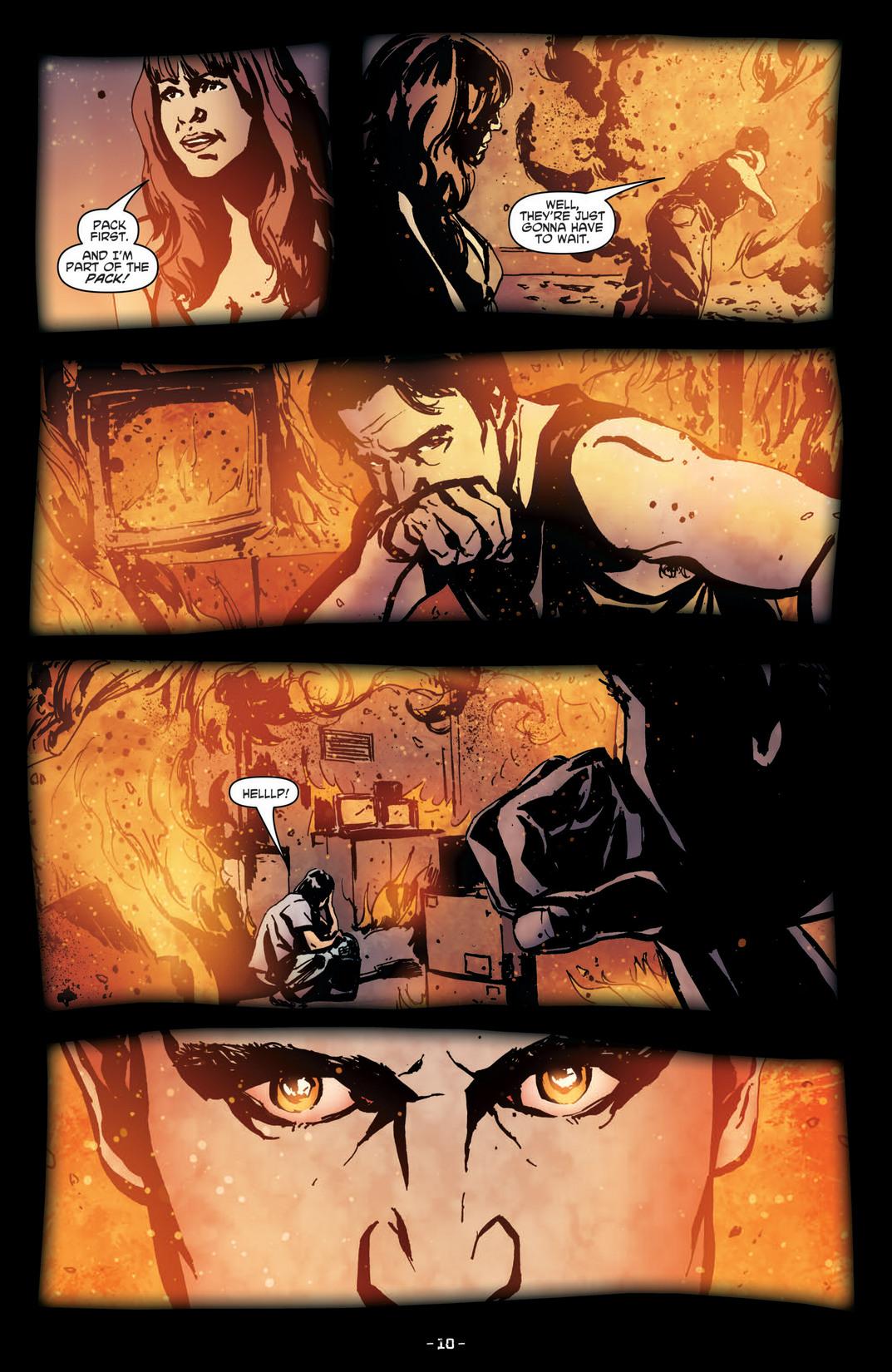 Read online True Blood (2012) comic -  Issue #4 - 12