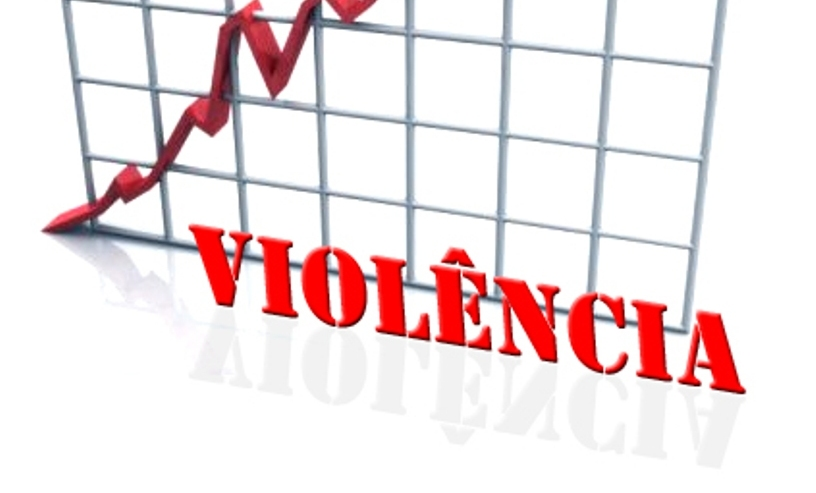 Resultado de imagem para VIOLENCIA CRESCENTE