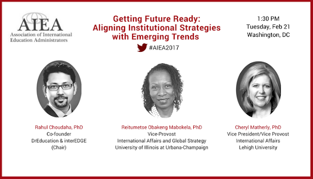 scenarios and future trends impacting global engagement strategies
