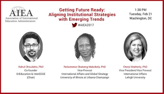 scenarios and future trends impacting global engagement strategies
