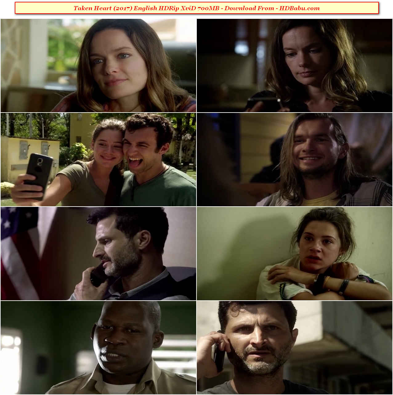 Taken Heart Full Movie Download