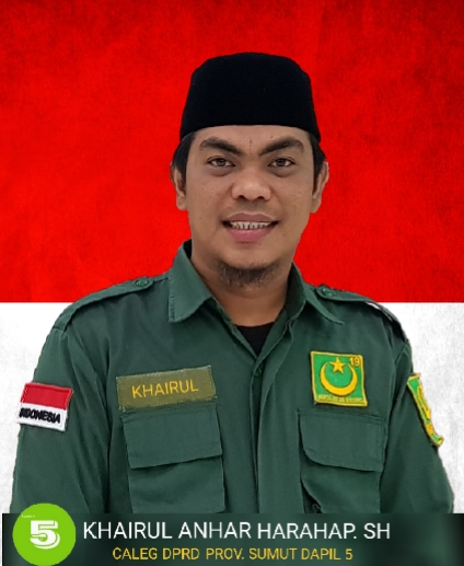 Khairul Anhar Harahap.
