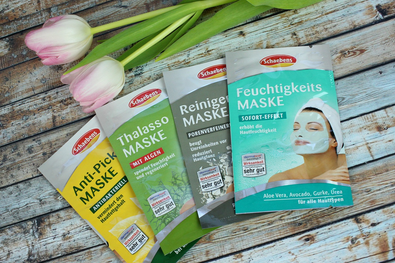 anti-pickel, falten, gesichtsmaske, hautpflege, limited edition, maske, masken, nachtkerze, project beauty, sachets, schaebens, schoko, sleeping, totes meer anti-falten, trockene haut, unreinheiten, wellness,