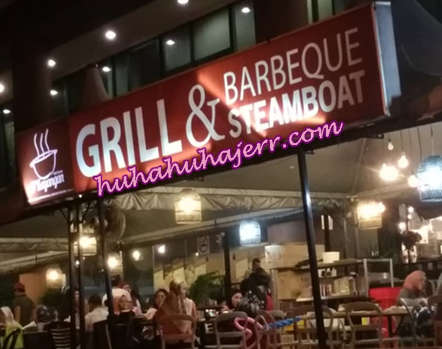 D'Kayangan Steamboat And Grill Shah Alam