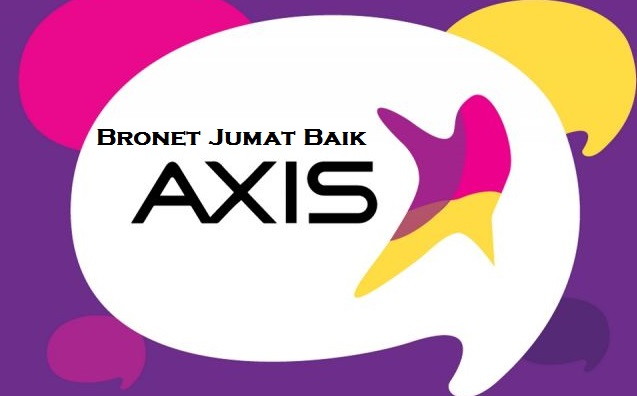 Cara daftar paket jumat baik Axis