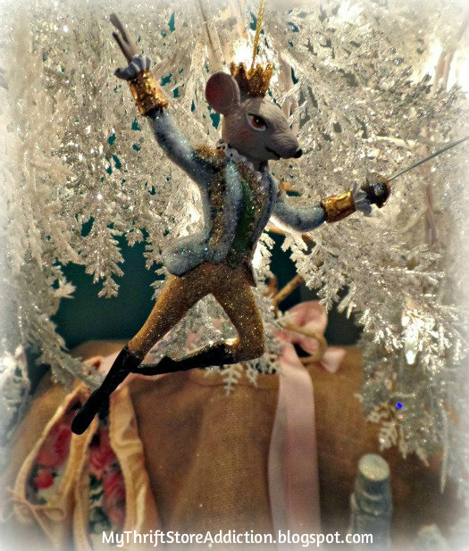 The Rat King ornament