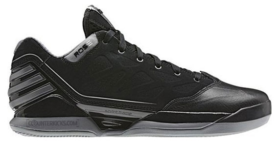 brand new 2ed9a ea741 Set in a low cut profile, even lower than the previously mentioned adidas  adiZero Rose 2, perfect for summertime ballin  on the blacktop. Via  Counterkicks