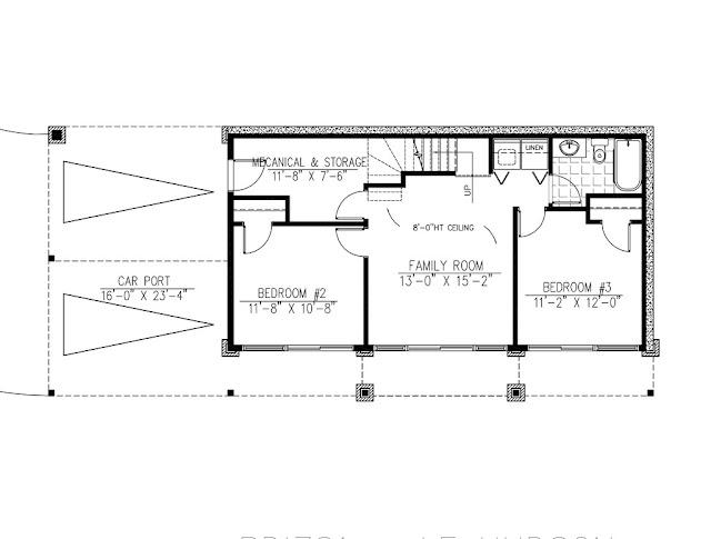 Desain Rumah Sederhana Dua Lantai Tanpa Garasi
