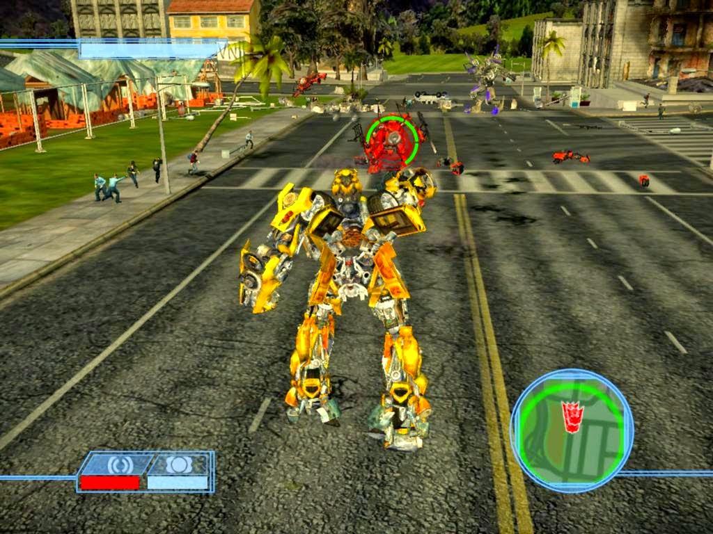 Transformers Spielen