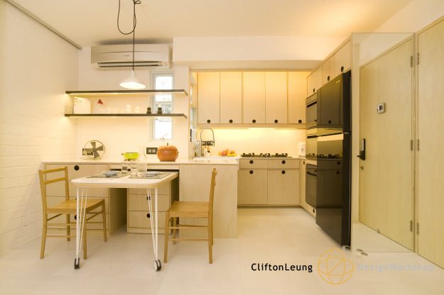 Hong Kong Interior Design Tips Ideas Clifton Leung Studio Apartment Solution To Space
