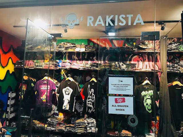 Rakista Clothing