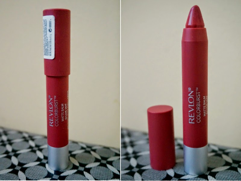 Review: Revlon Color Burst Matte Balm in Sultry