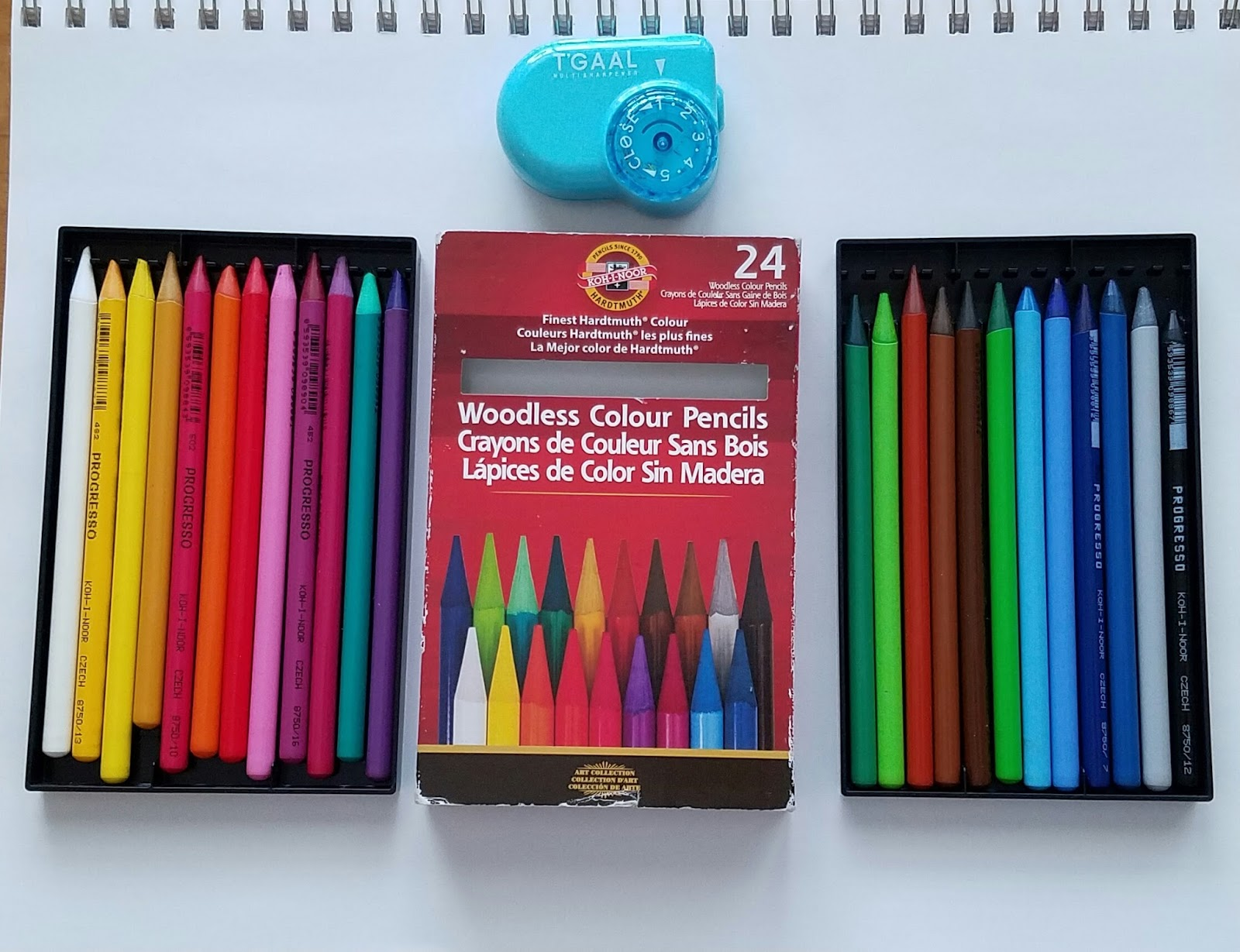 The color-play coloring book moma - The Coloring Books That Travel With Me Are Always Changing From Journey To Journey But This Set Of Koh I Noor Woodless Colored Pencils And My