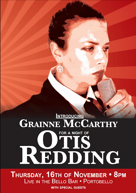 Grainne McCarthy - Otis Redding