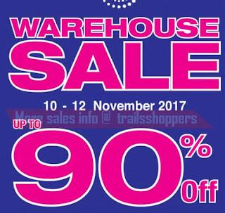 WIPRO UNZA Warehouse Sale 2017