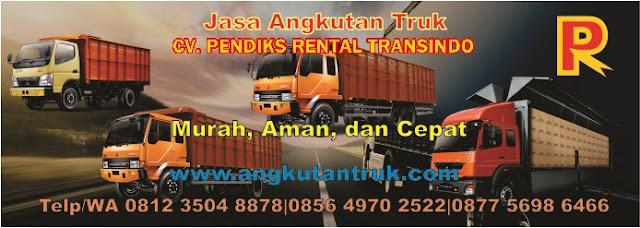 Angkutan Truk Jakarta Jogja Magelang Solo