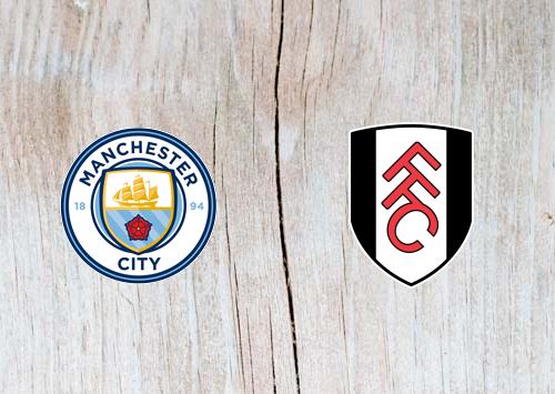 Manchester City vs Fulham Full Match & Highlights 15 September 2018
