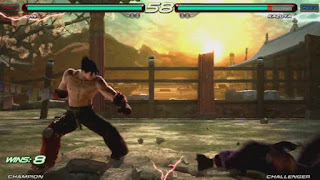 Tekken 6 (usa) ISO for psp rom [iso + cso] file