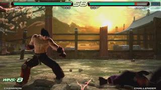 Tekken 6 (usa) ISO for psp rom [iso + cso] file