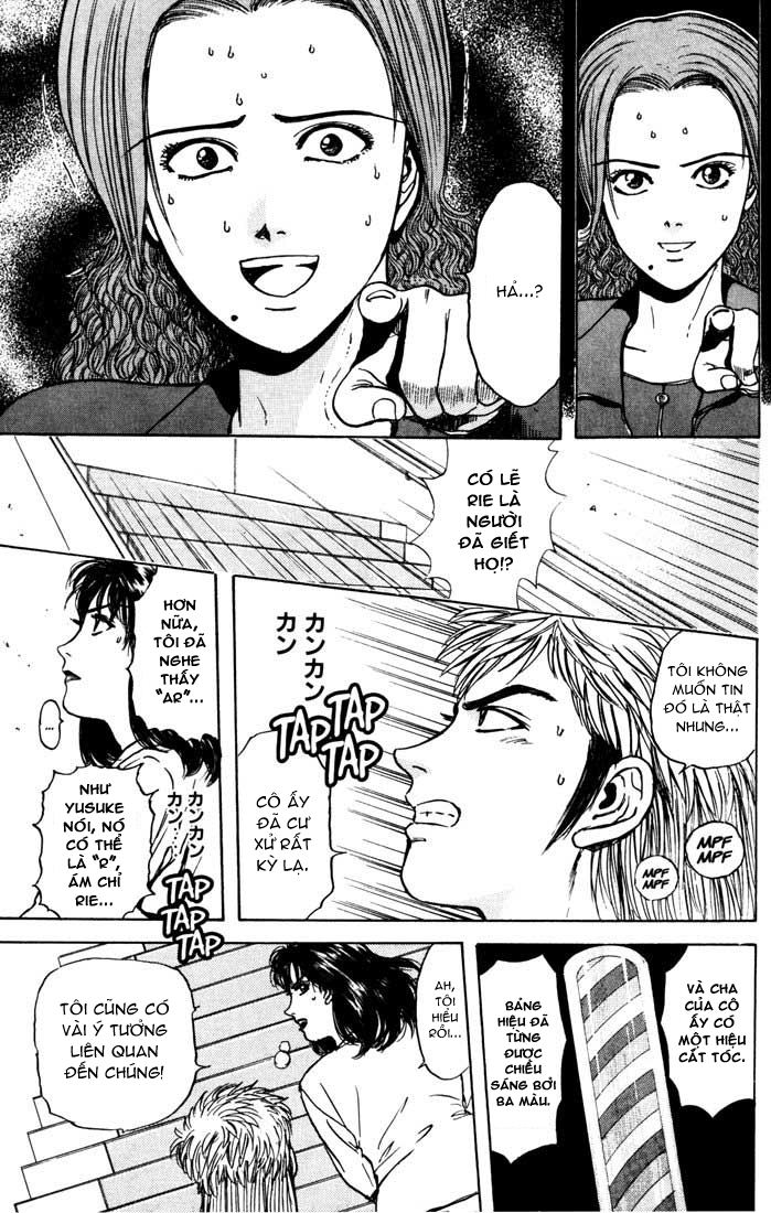 Psychometrer Eiji chapter 33 trang 15