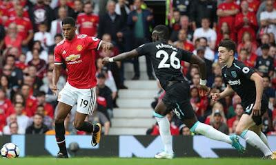 Highlight Manchester Utd 4-0 West Ham, 13 Agustus 2017