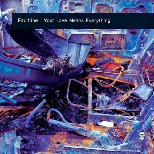 Portada disco Faultline 2004