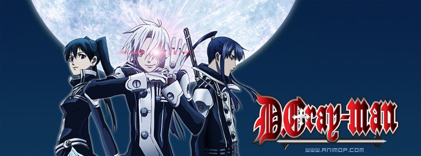 D Gray man Episodes Arabic