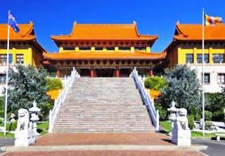 Nan Tien Temple in Sydney Australia