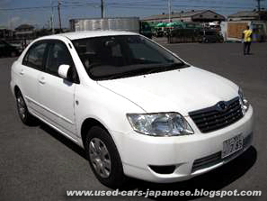 Toyota Corolla X Japan Assembled forum