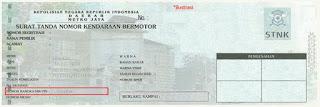 Cek Recall Master Rem Honda Indonesia