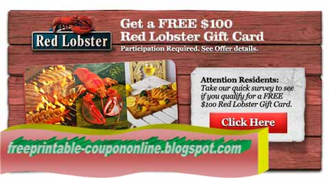 Red lobster printable coupons august 2018