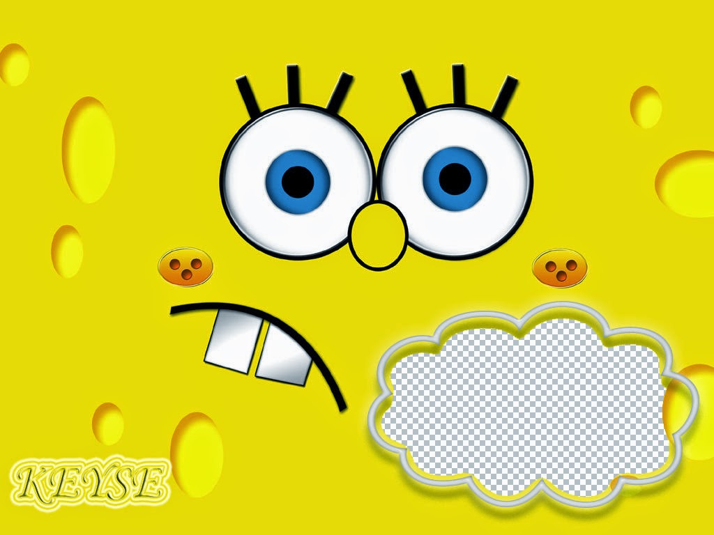 Spongebob Squarepants Free Printable Cards Or Invitations Oh My Invitation That You Add Your Information Too