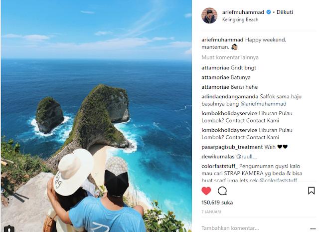 Paket Tour and Travel Murah 1 Hari Nusa Penida