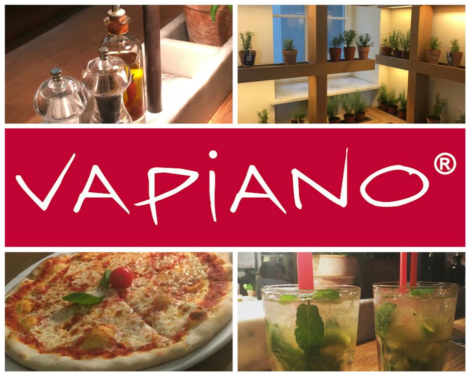 Vapiano - poczuj włoskie klimaty w Centrum Warszawy