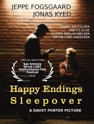 Happy Endings Sleepover - PELICULA - Sub.Esp.
