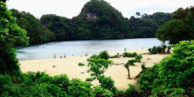 Cara Menuju Pulau Sempu Malang