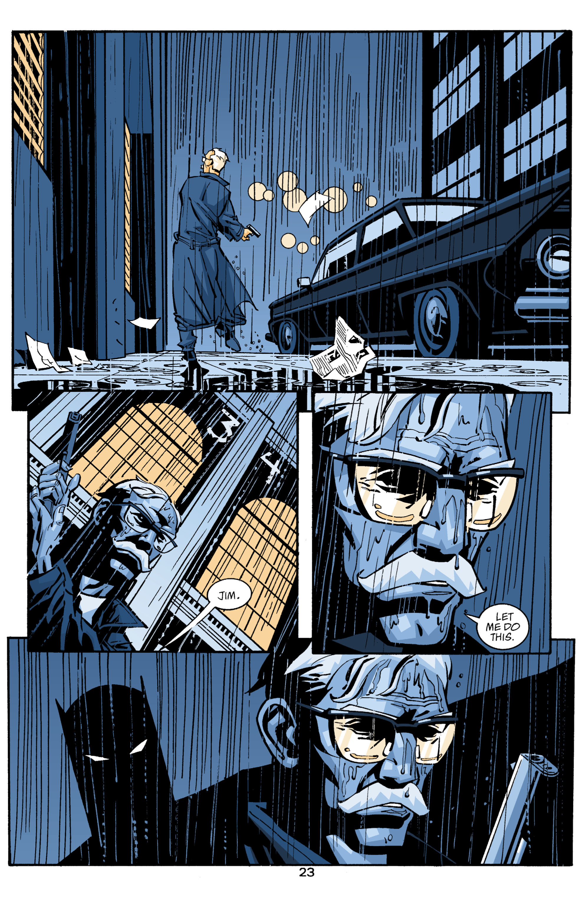 Detective Comics (1937) 742 Page 23