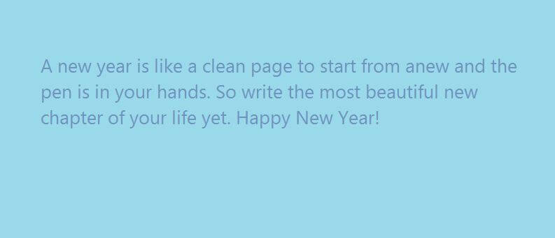 Happy New Year 2018 Messages for Husband