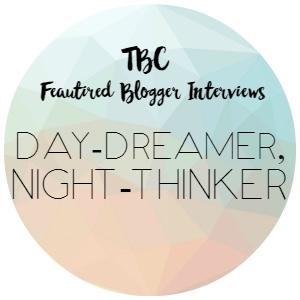 TBC Blogger of the Month!