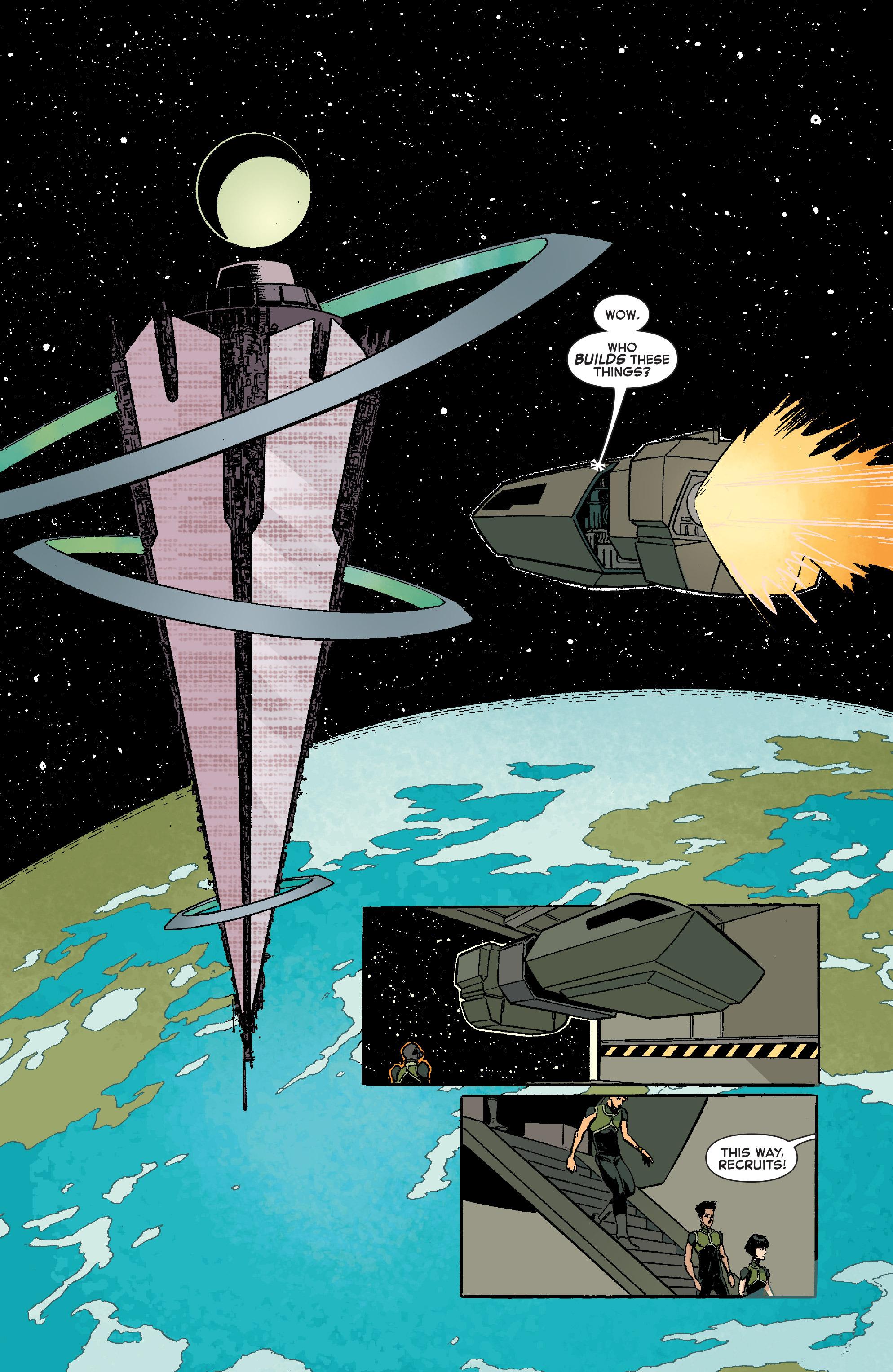 Read online Uncanny X-Men (2013) comic -  Issue # _Special 1 - 25