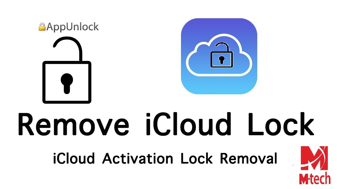 bypass icloud activation lock removal