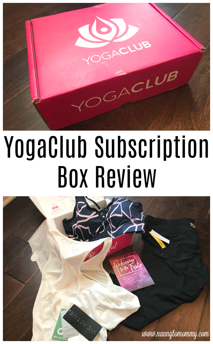 YogaClub Subscription Review