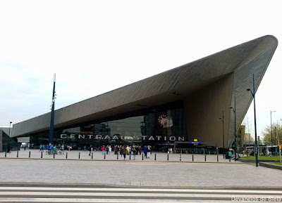 Dicas de roteiro por Rotterdam - Centraal