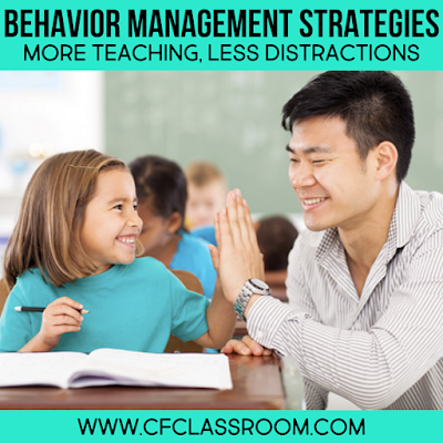 Are you looking for behavior management strategies for your elementary classroom? Get strategies and tips for managing behaviors, communicating with parents, and implementing systems and plans. Check it out now! #behaviormanagement #classroommanagement #behaviormanagementstrategies #classroommanagementstrategies